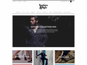 Best Premium Fashion, Clothing BigCommerce Themes