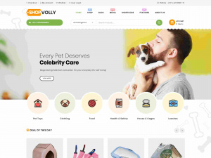 Best Premium WordPress Themes for Pet Shop and Pet Services