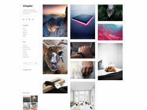 Best Premium Tumblr Portfolio Themes for Designers and Photographers