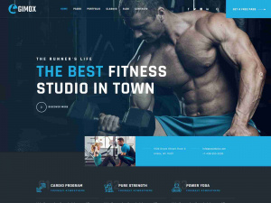 Best Premium Gym, Fitness WordPress Themes
