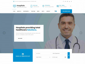 Best Premium Medical Joomla Theme for Dentists & Doctors