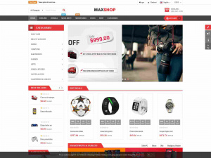Best Premium Multipurpose VirtueMart Joomla Themes