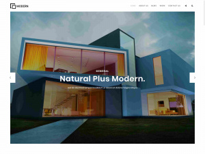 Best Premium Architecture Drupal Themes