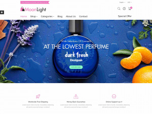 Best Premium Cosmetic PrestaShop Themes