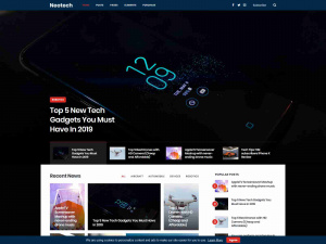 Best Premium WordPress News Themes