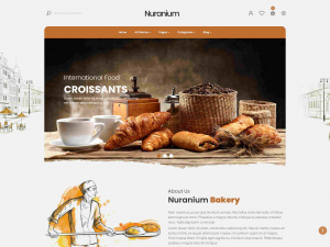 Best Premium Bakery PrestaShop Themes