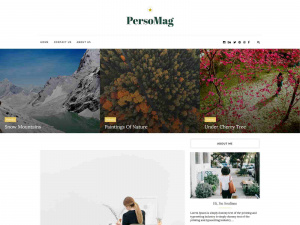 Best Premium Blogger, Blogspot Themes for Travel Blog, Magazines