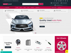 Best Premium Cars, Cars Accessories PrestaShop Themes