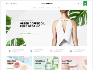 Best Premium Cosmetic Magento Themes