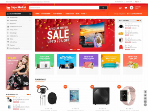 Best Premium Marketplace BigCommerce Themes