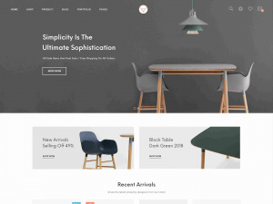 Best Premium Furniture WooCommerce WordPress Themes