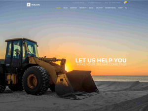 Best Premium Construction Joomla Themes