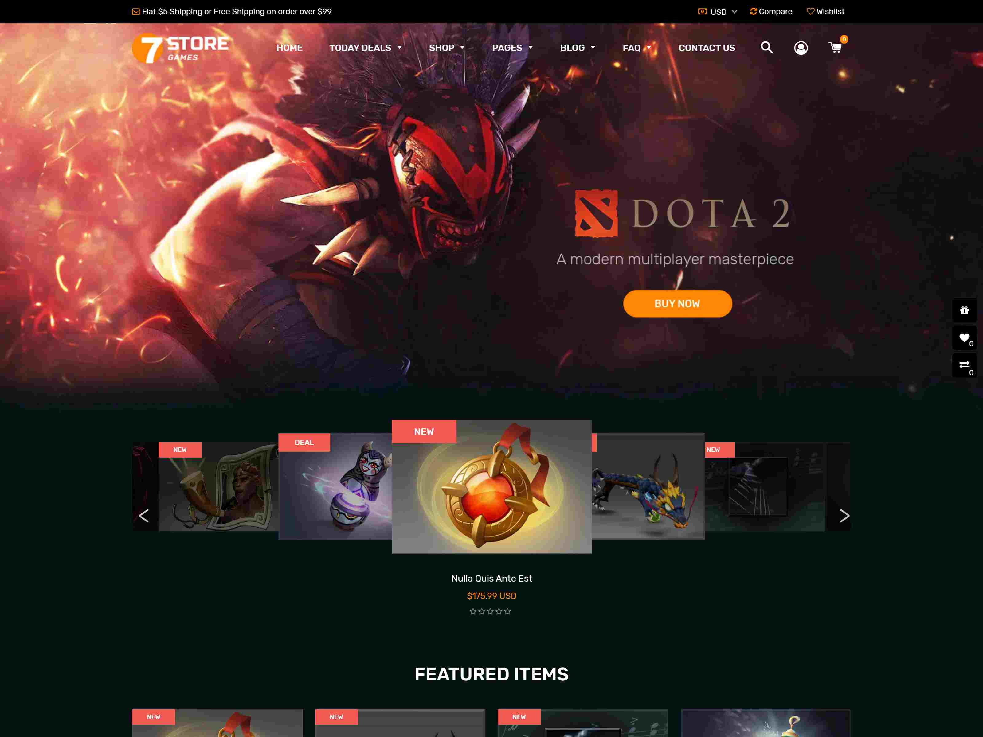 Best Premium Gaming Shopify Themes