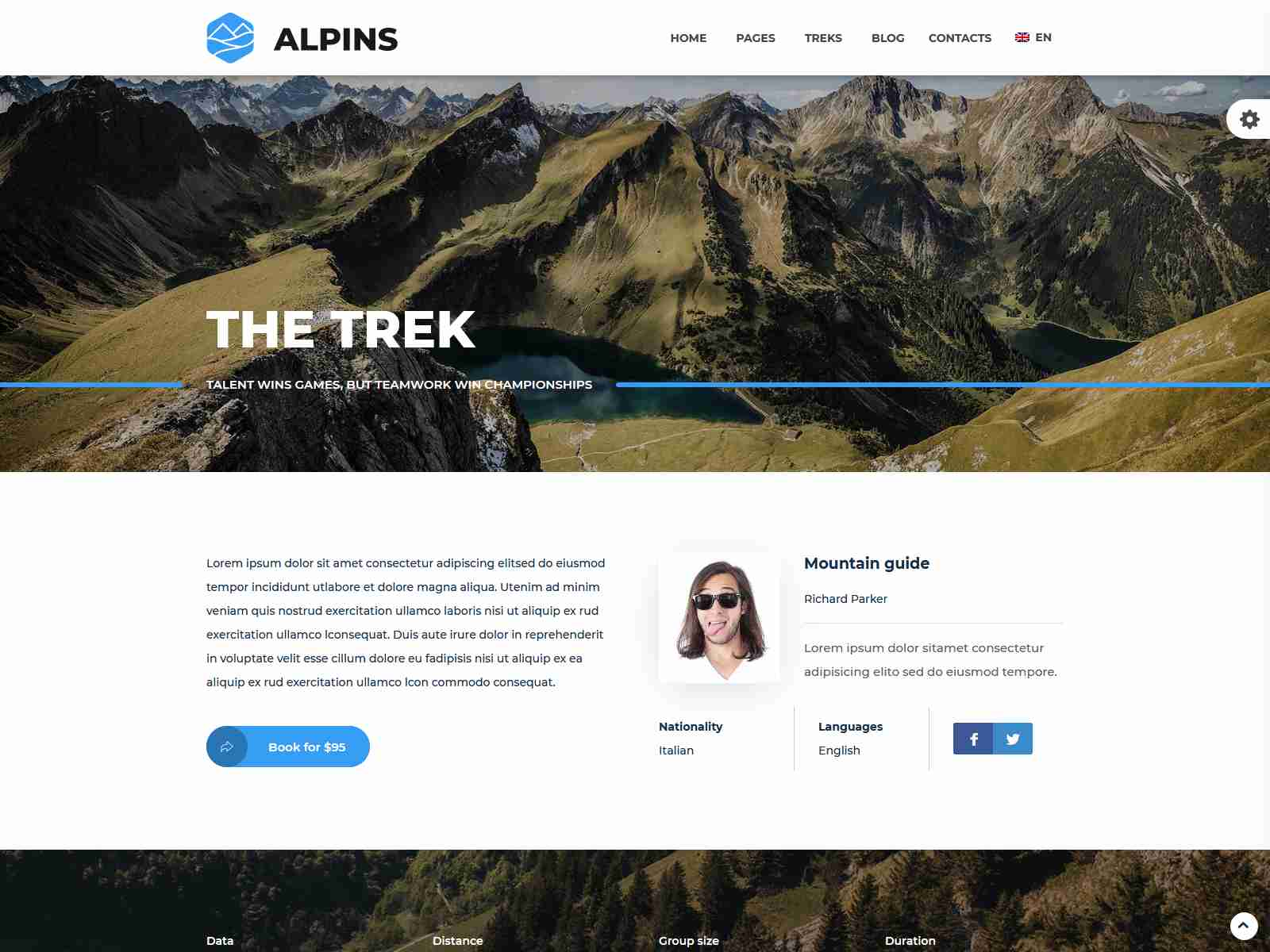 Best Premium Camping WordPress Themes