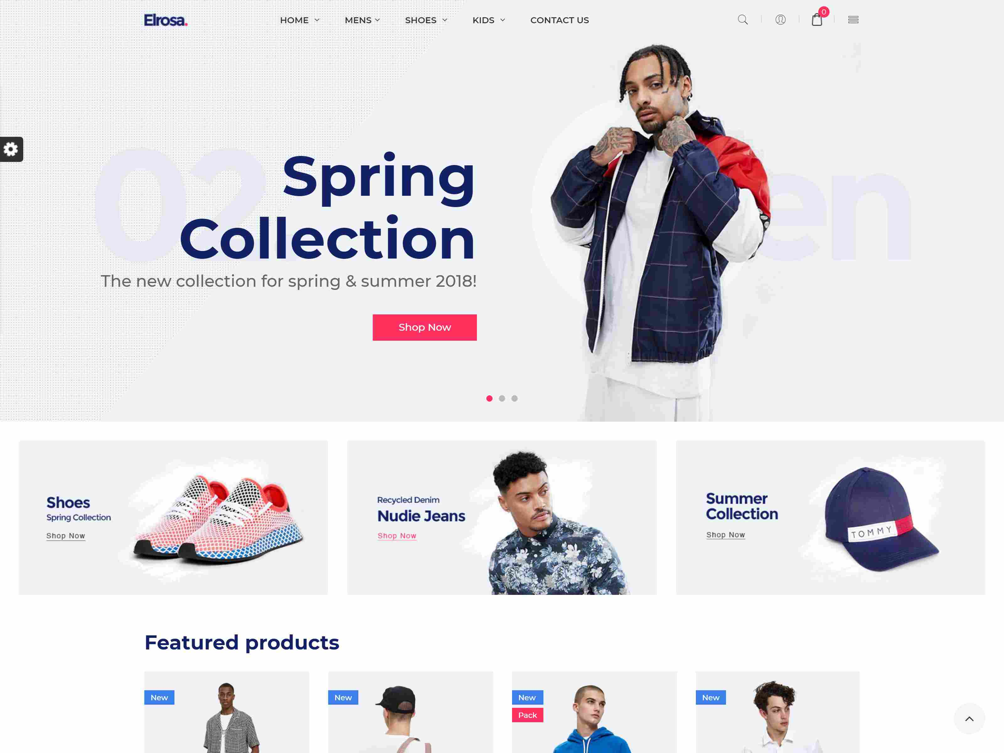 Best Premium Clothing PrestaShop Themes