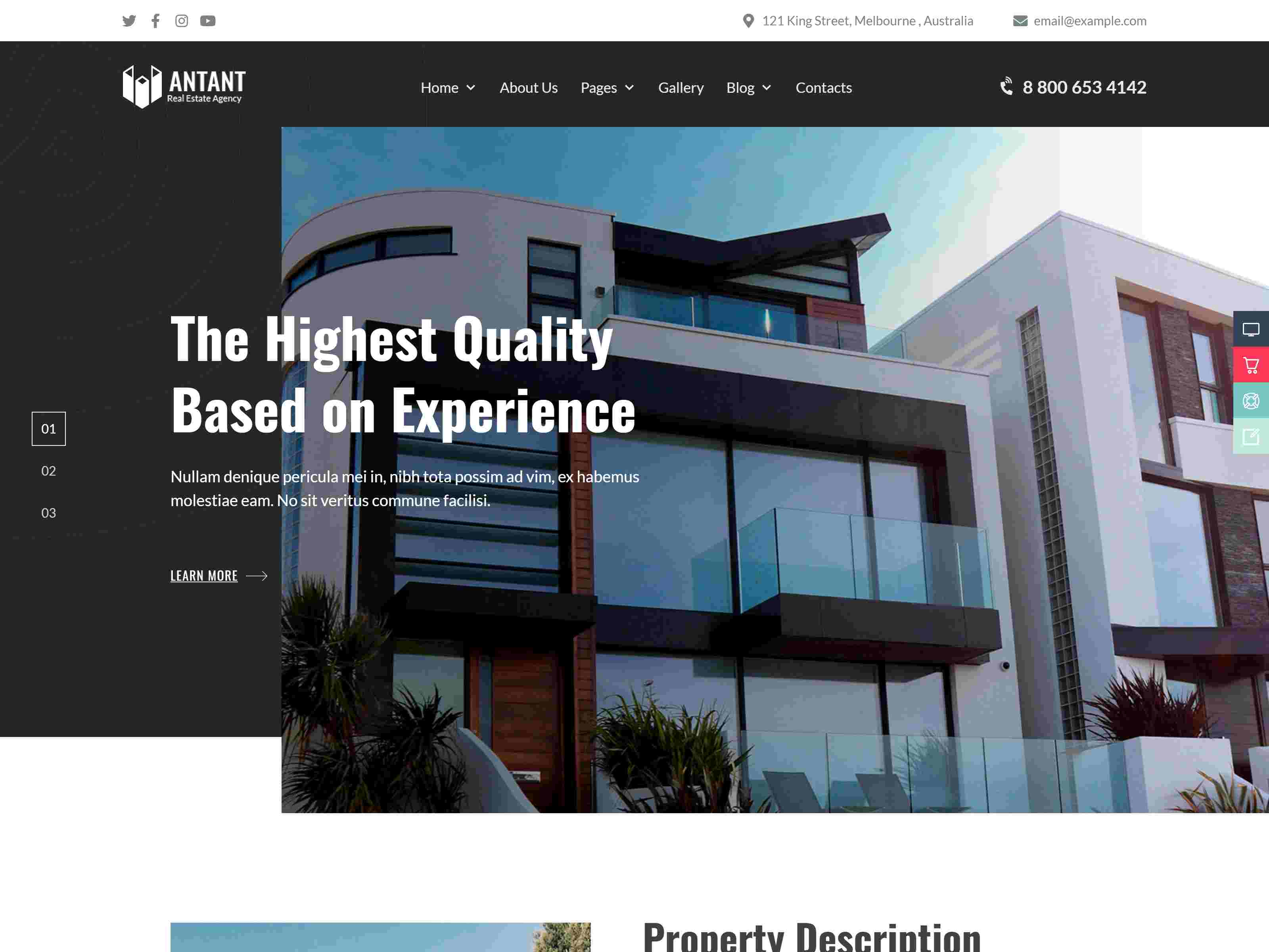 Antant - Single Property & Real Estate