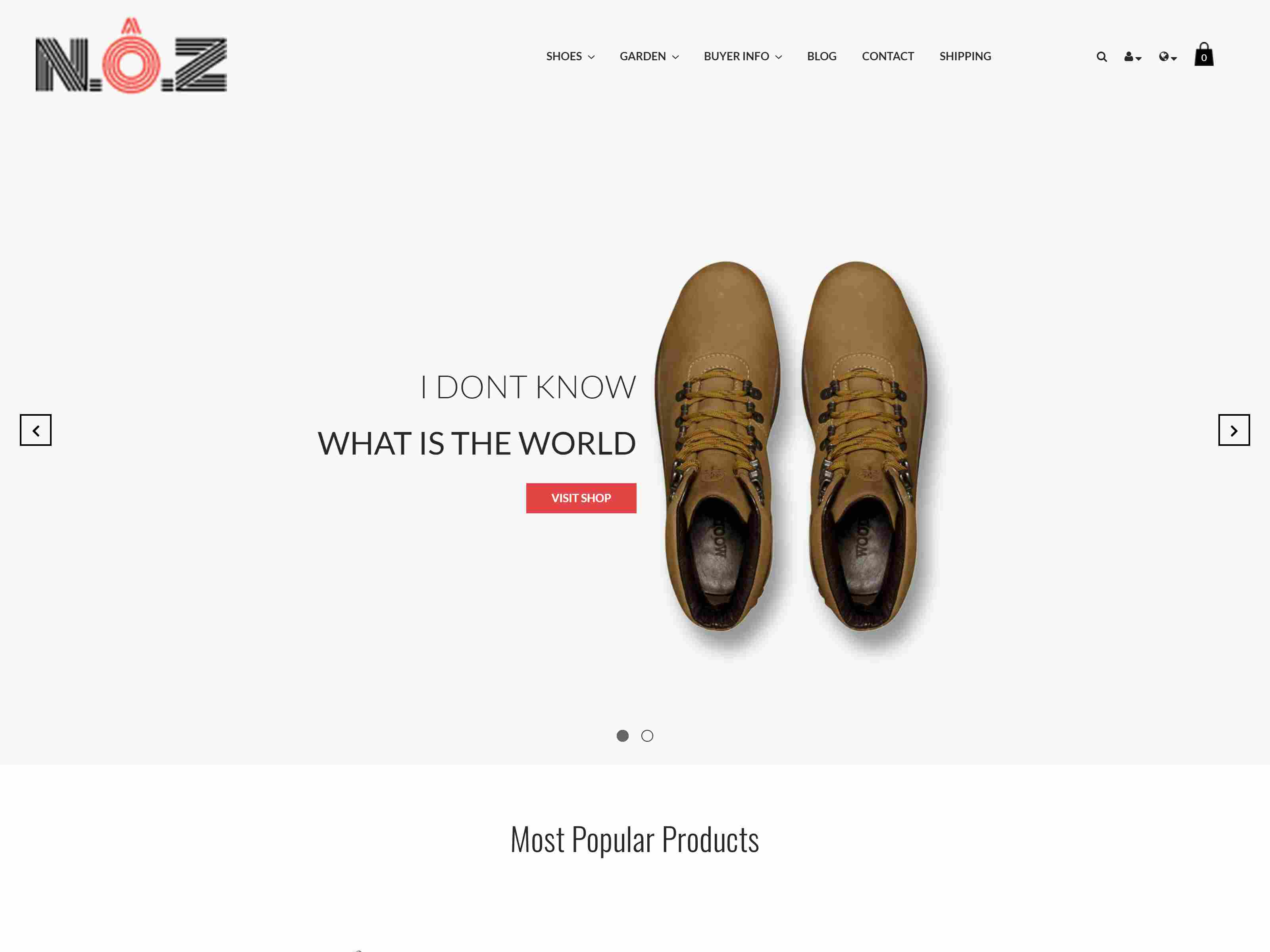 AP Shoes World - Responsive Bigcommerce Theme Template Clothing BigCommerce Themes