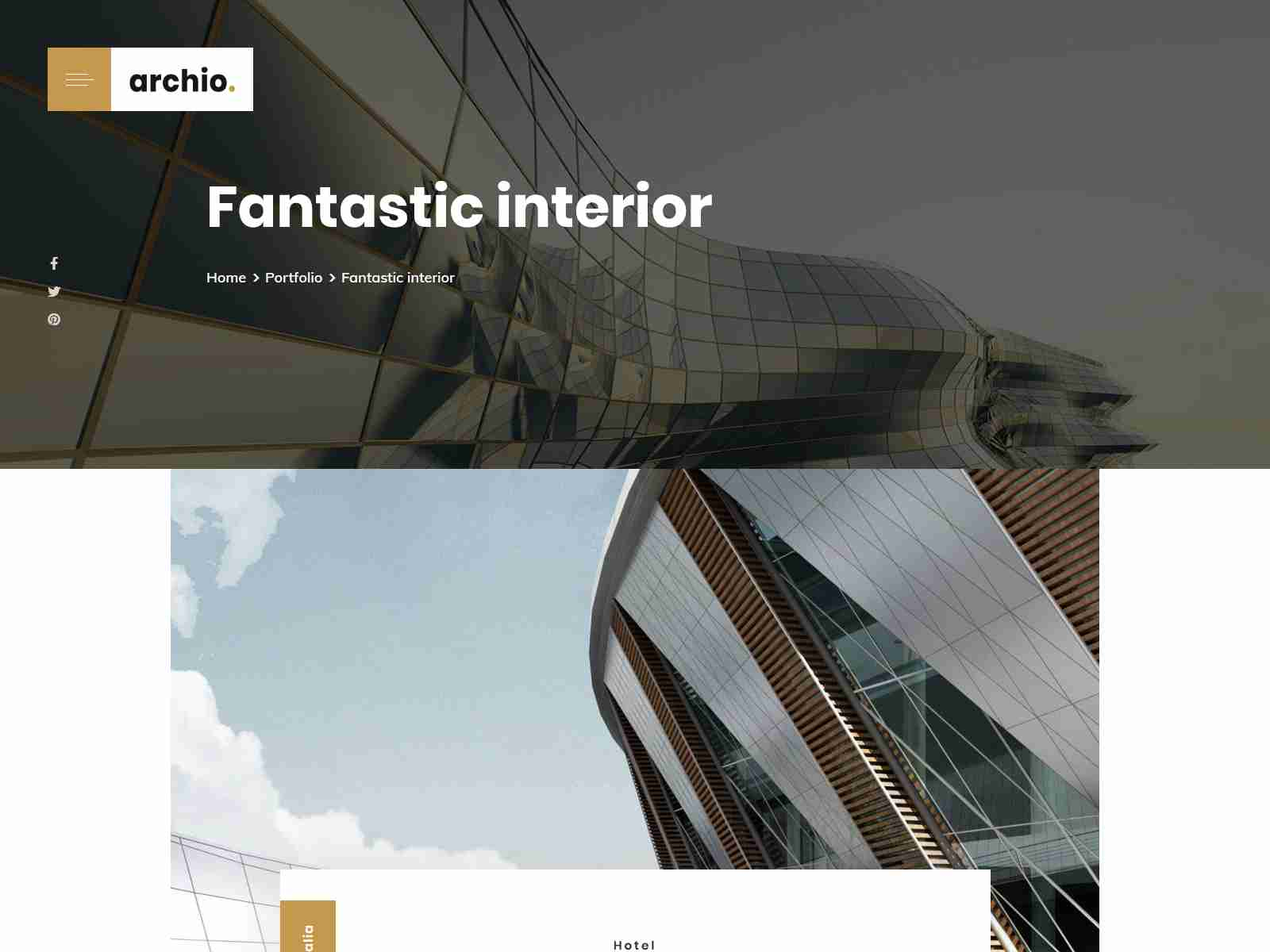 Archio - Architecture WordPress architecture wordpress themes, real estate wordpress theme