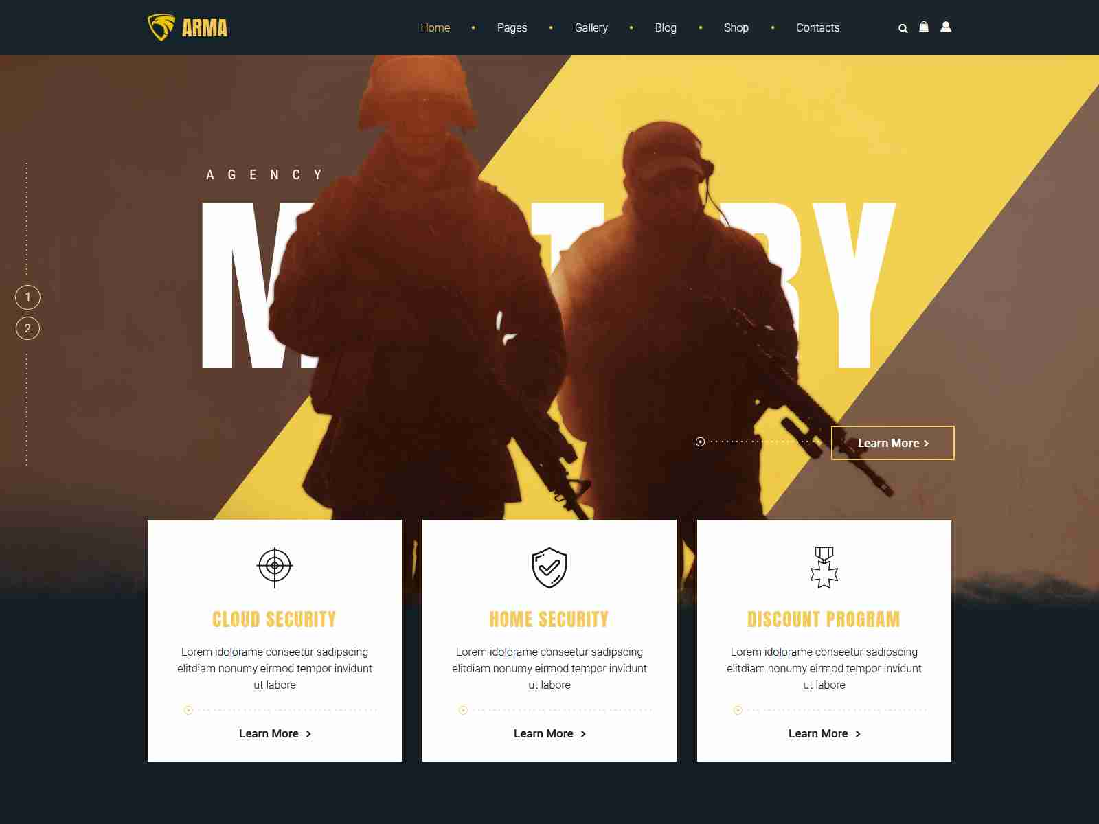 Best Premium Security Service WordPress Themes
