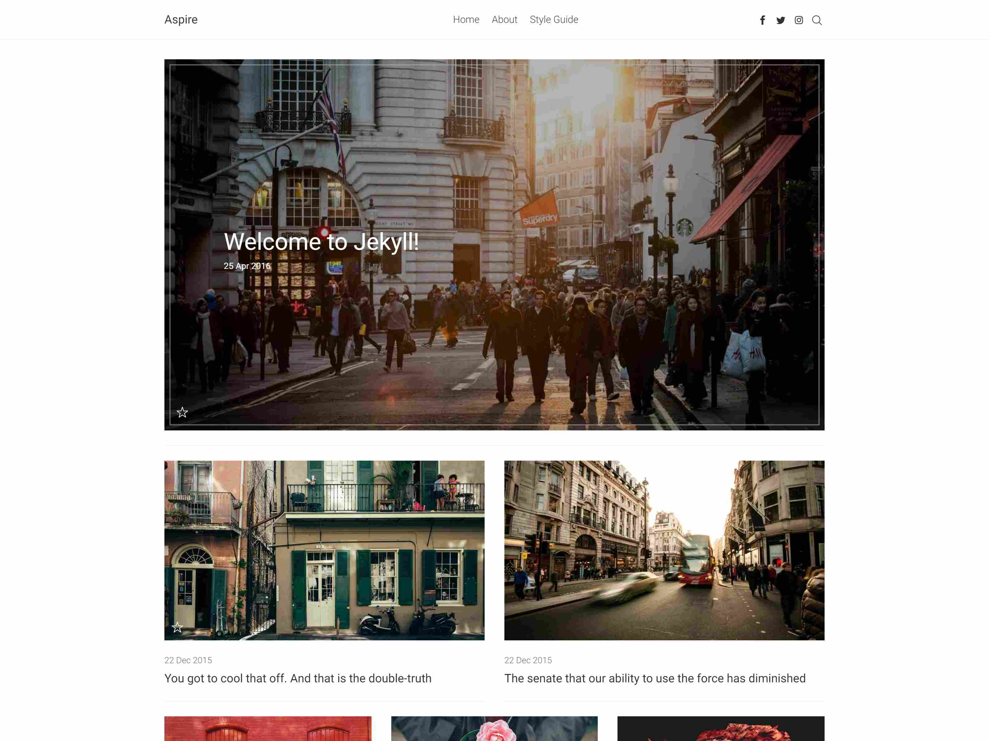 Best Premium News Jekyll Themes