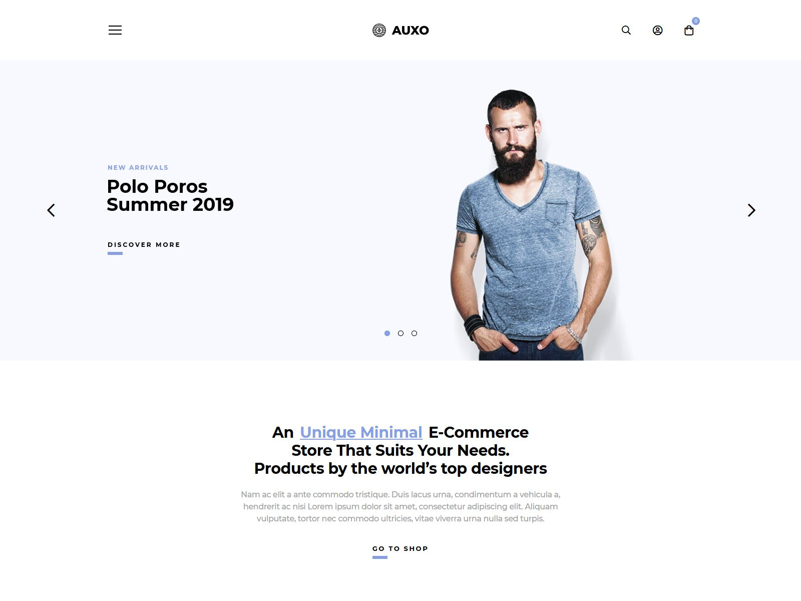 Best Premium Clothing WordPress Themes