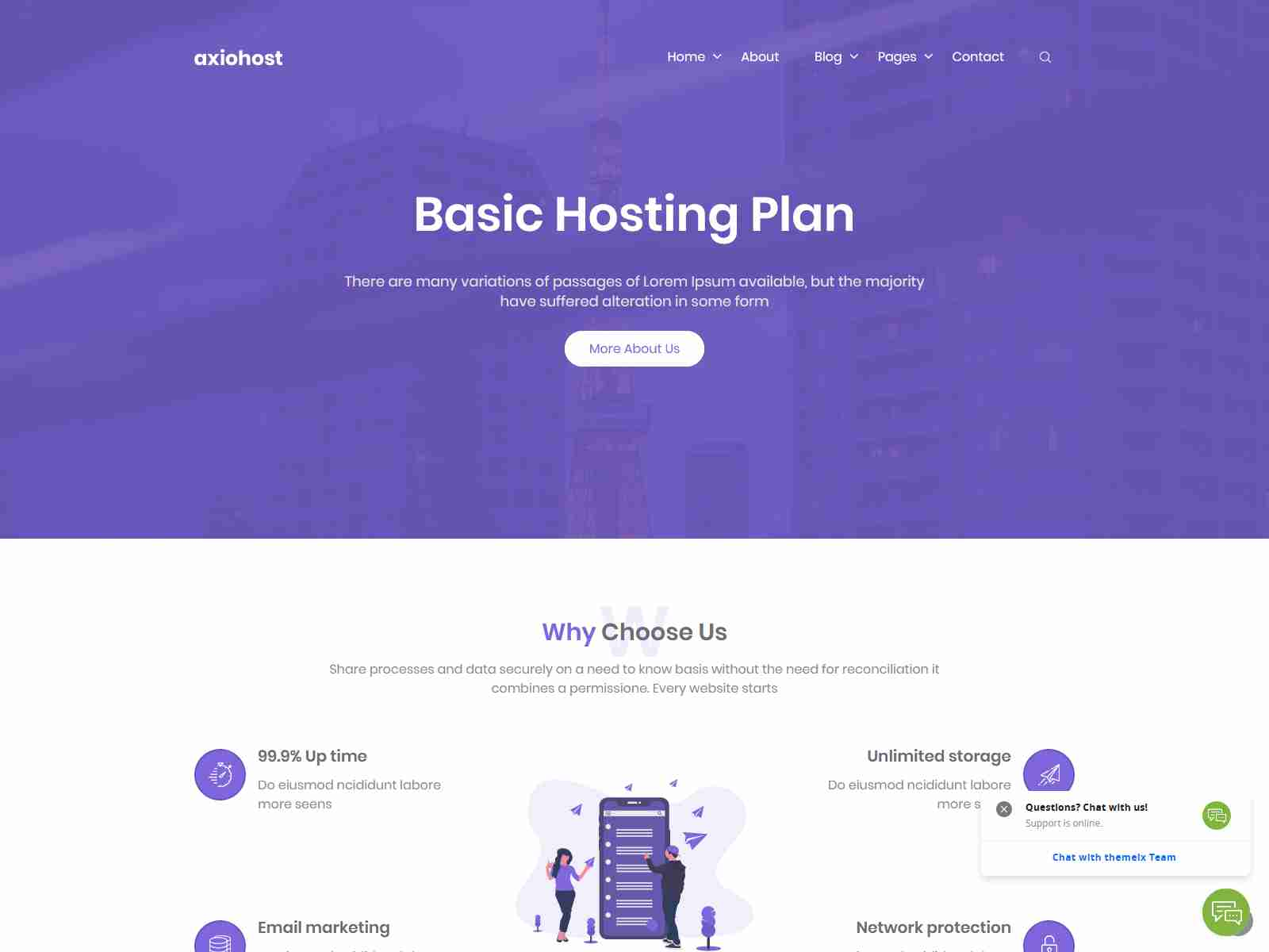 Best Premium Hosting Jekyll Themes