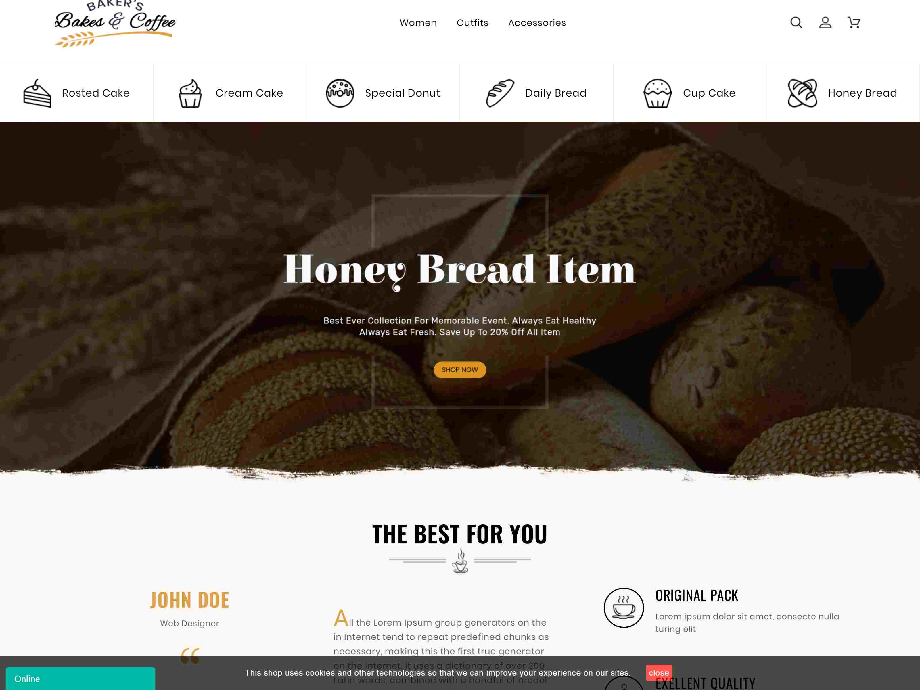 Best Premium Cafe PrestaShop Themes