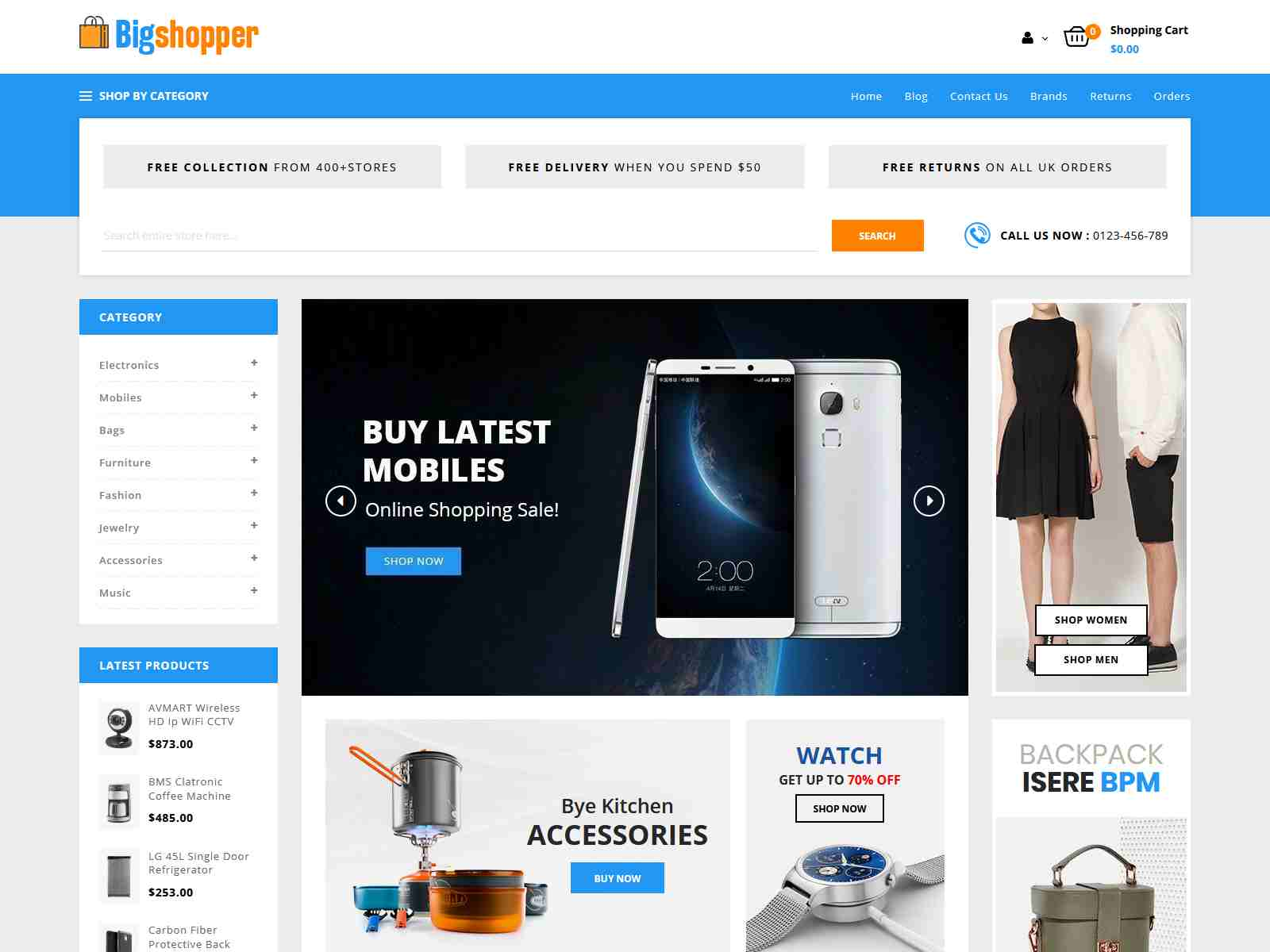 Best Premium Tools Magento Themes