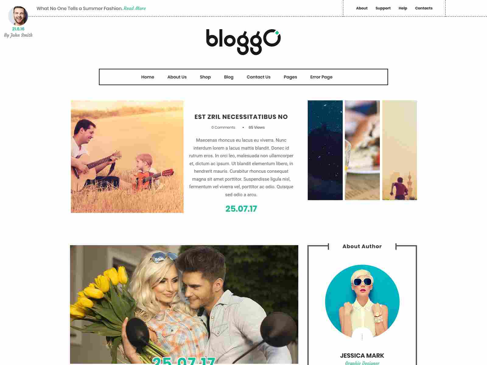 Best Premium Clothing Drupal Themes