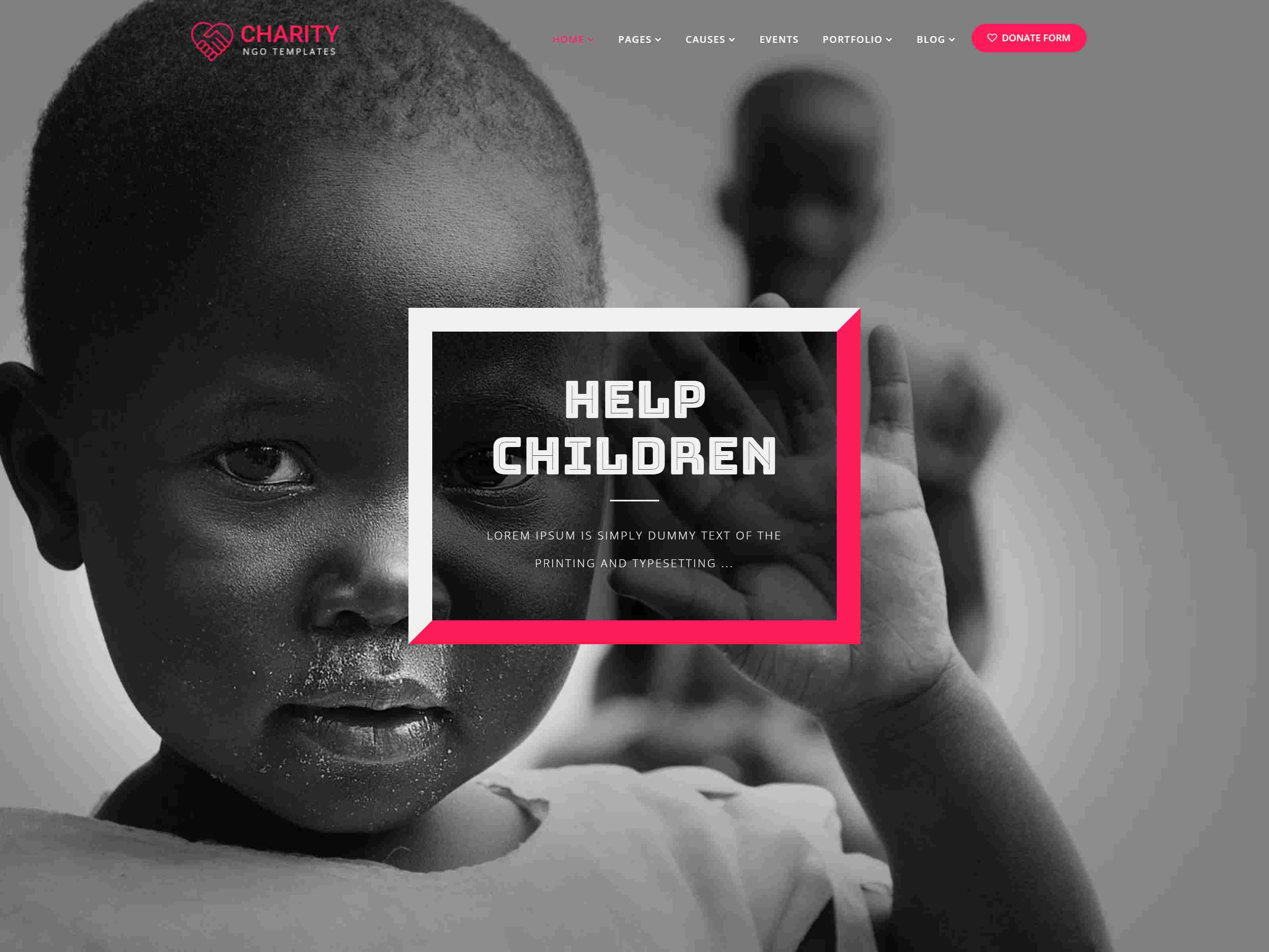 Best Premium Fund Raising Joomla Themes
