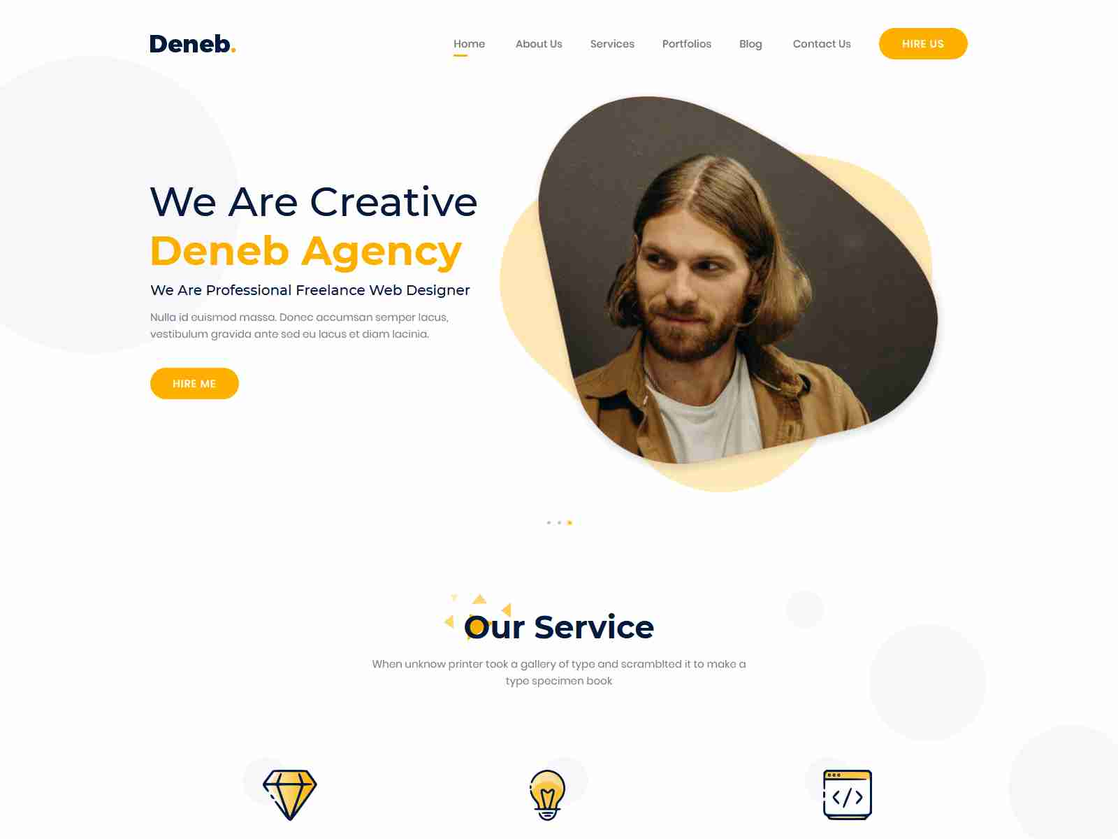 Best Premium SEO Agency Jekyll Themes