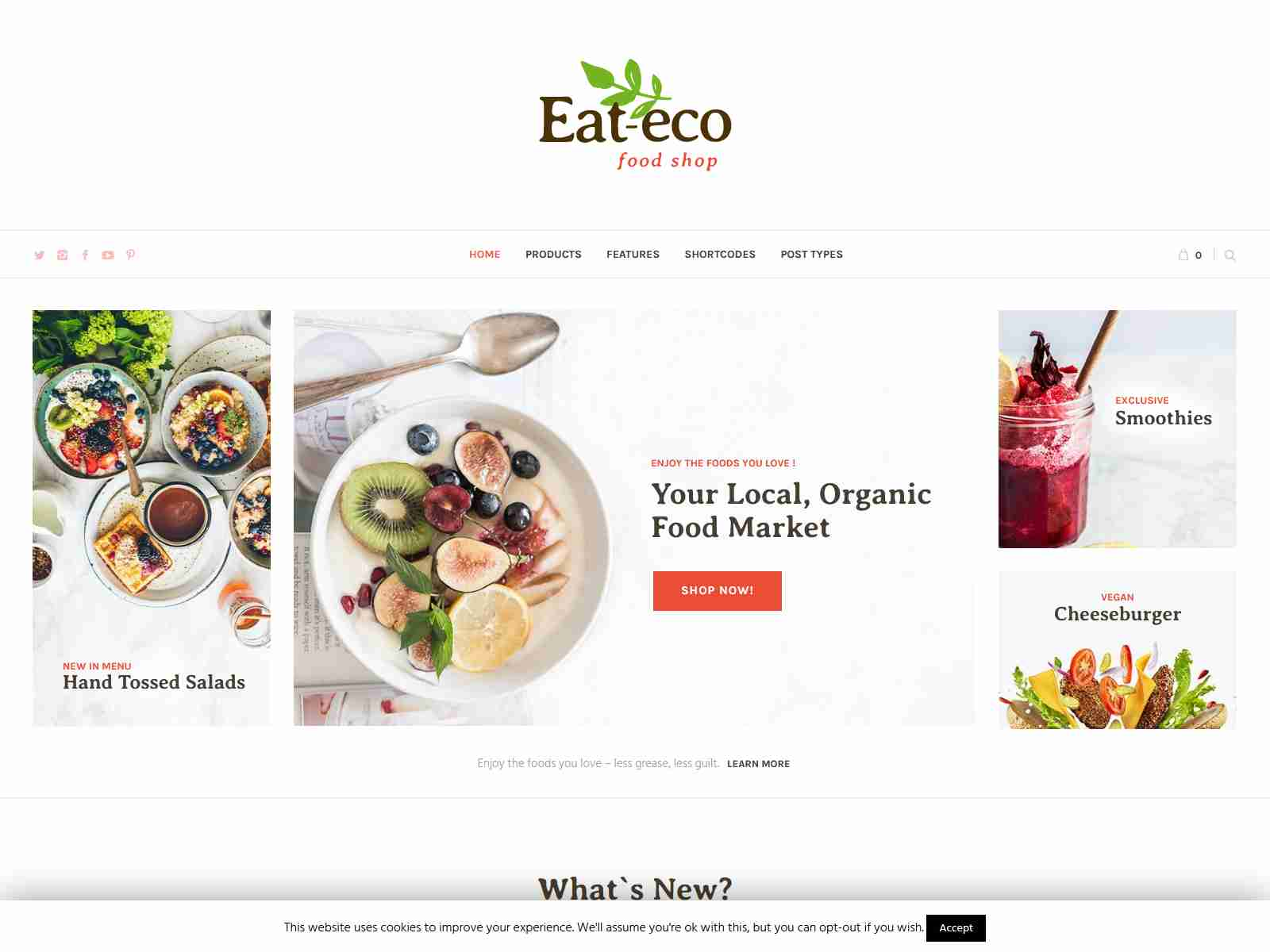Best Premium Vegetable WordPress Themes