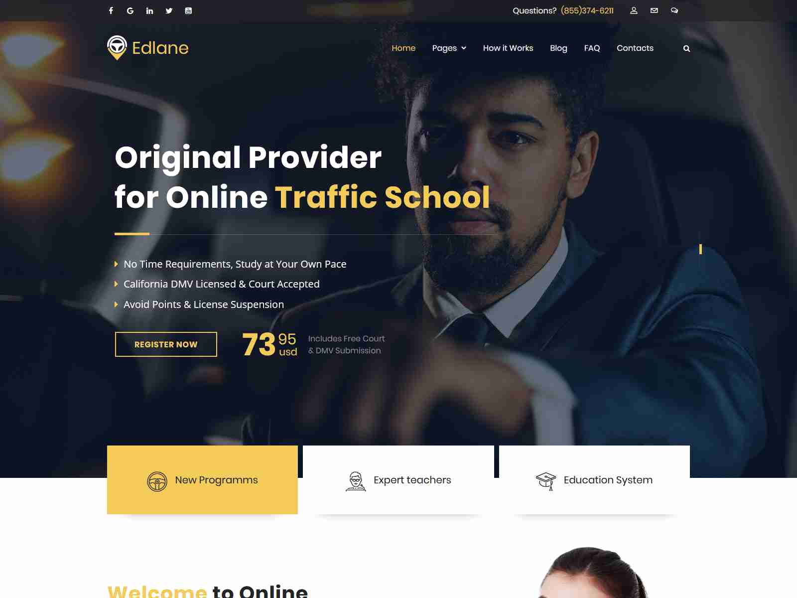 Best Premium Driving WordPress Themes