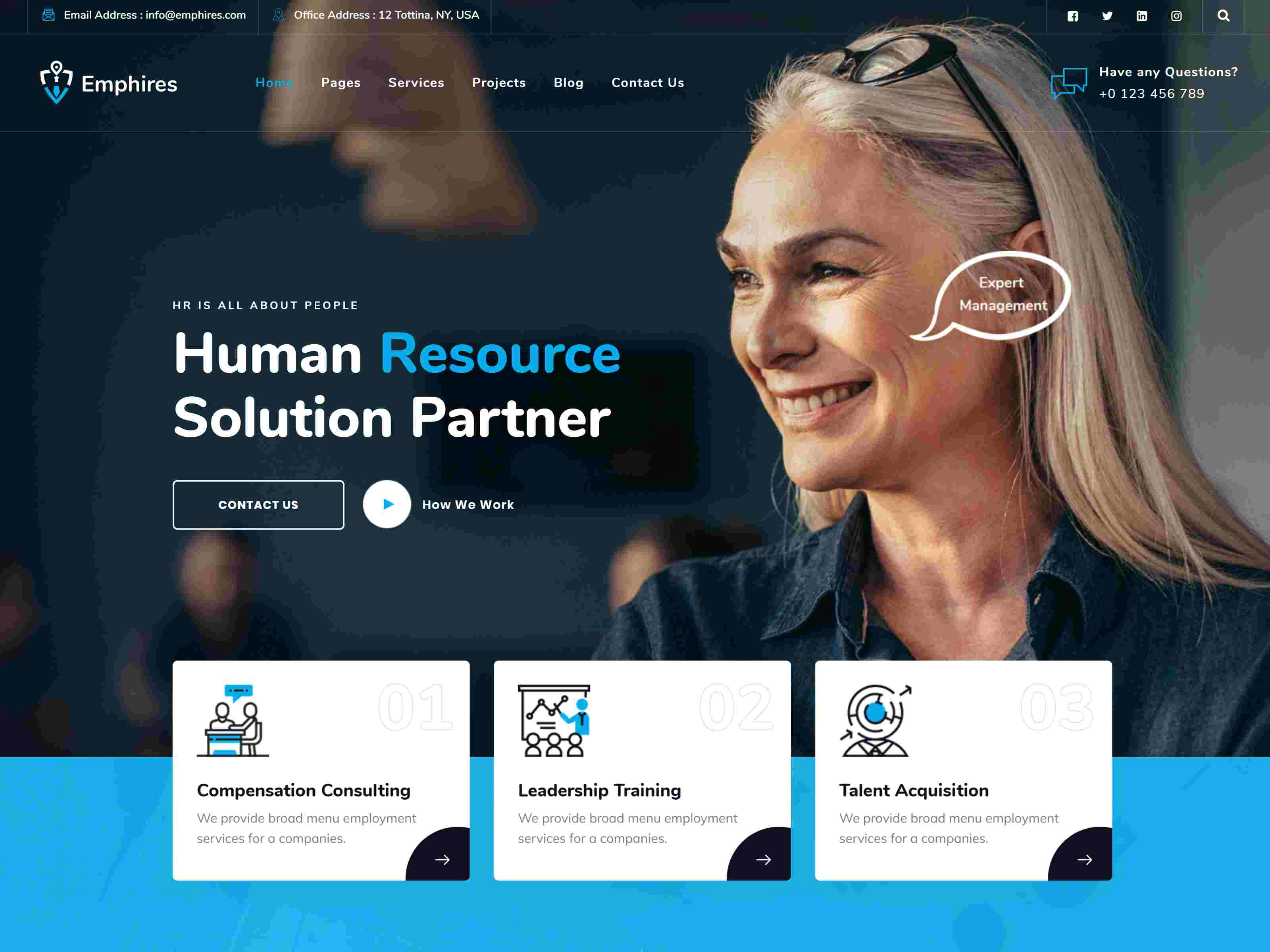 Best Premium Recruitment WordPress Themes