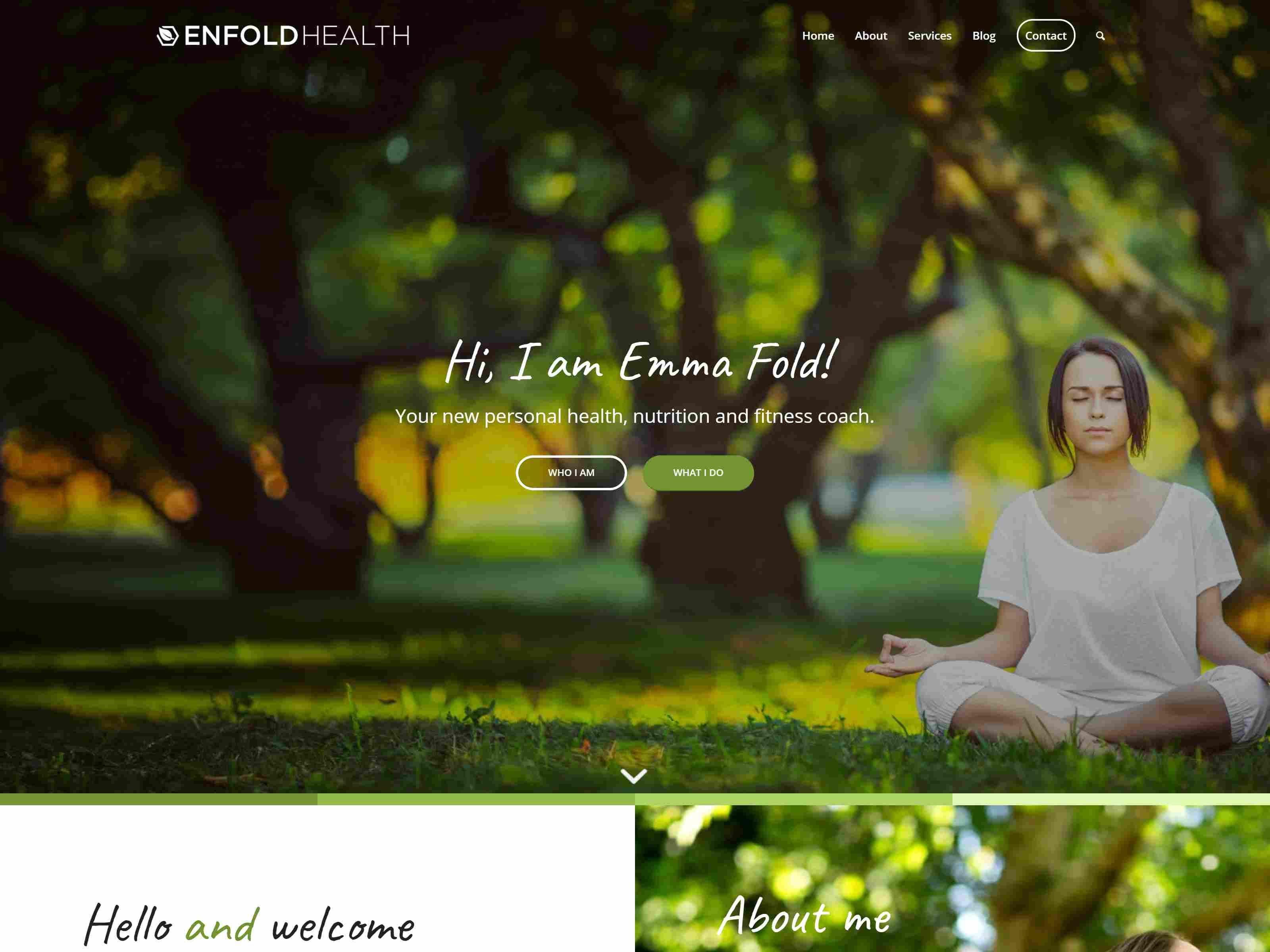 Best Premium Yoga, Meditation WordPress Themes