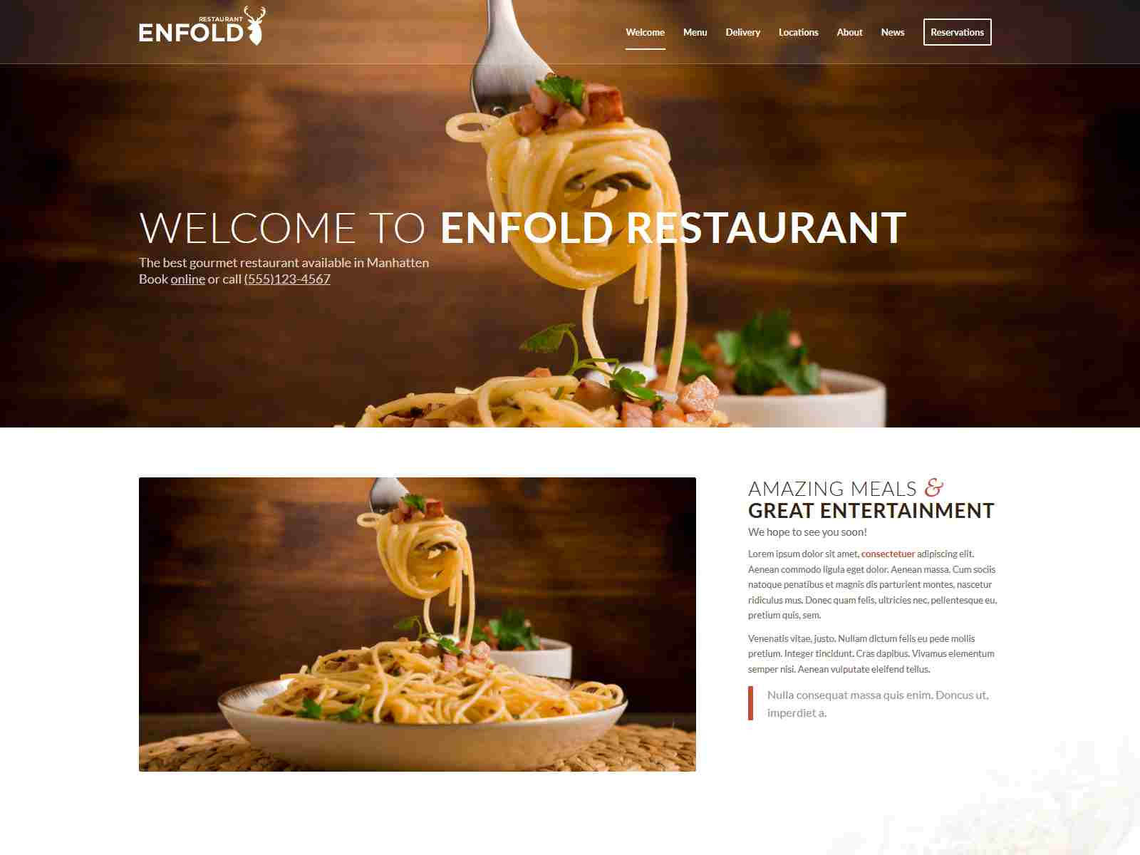 Best Premium Entertainment WordPress Themes