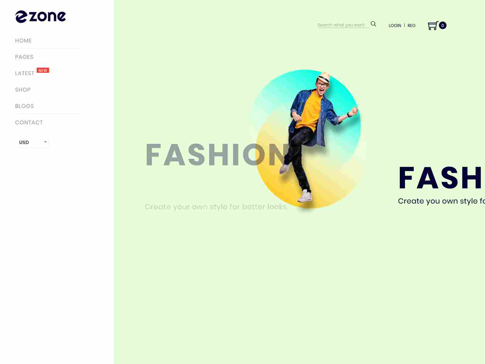 Ezone - multipurpose ecommerce shopify theme