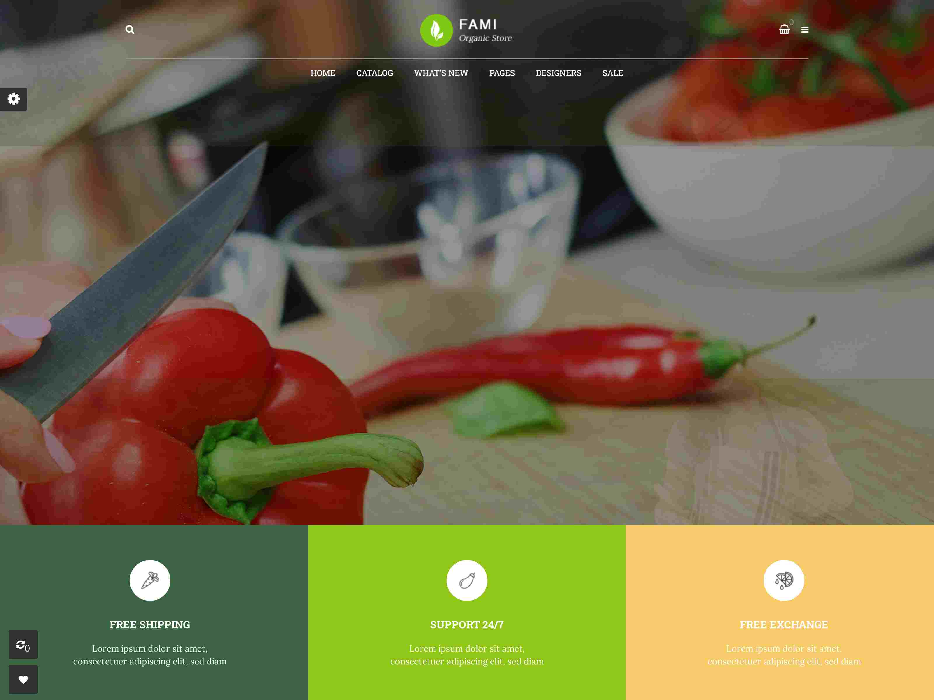 Best Premium Vegetable PrestaShop Themes