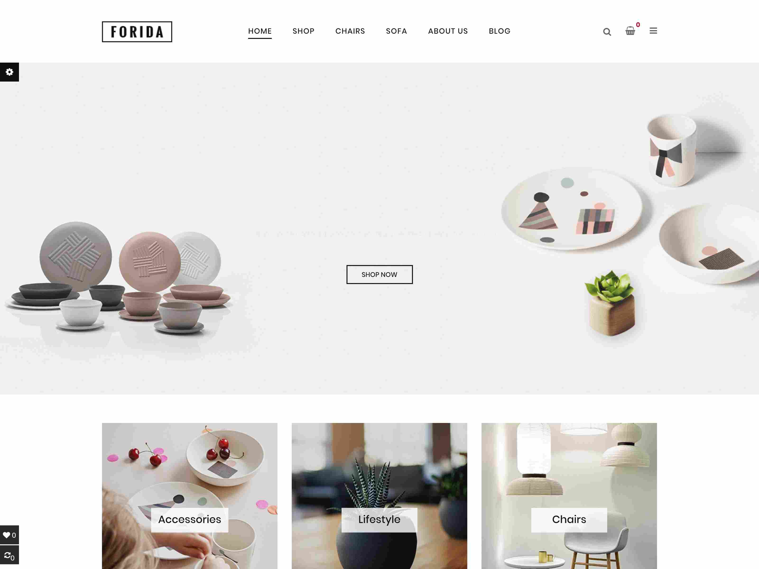 Best Premium Ceramics PrestaShop Themes