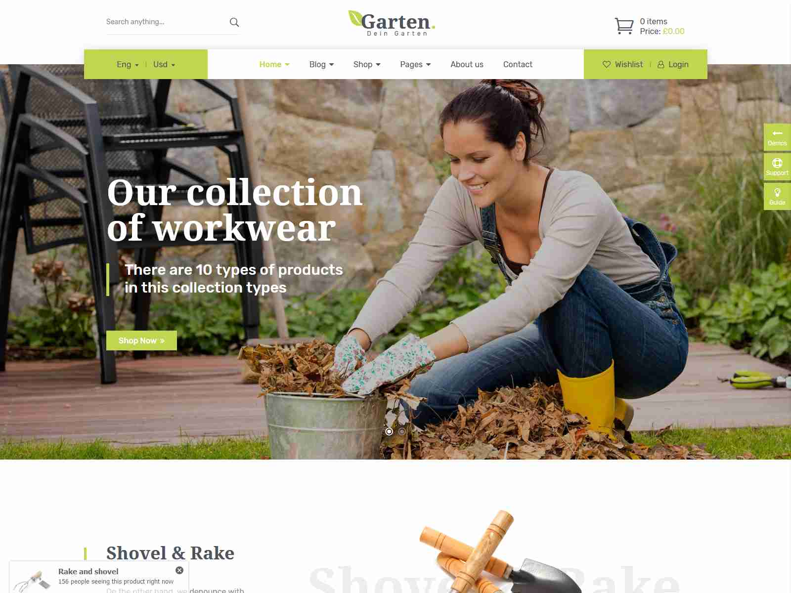 Best Premium Agriculture WordPress Themes