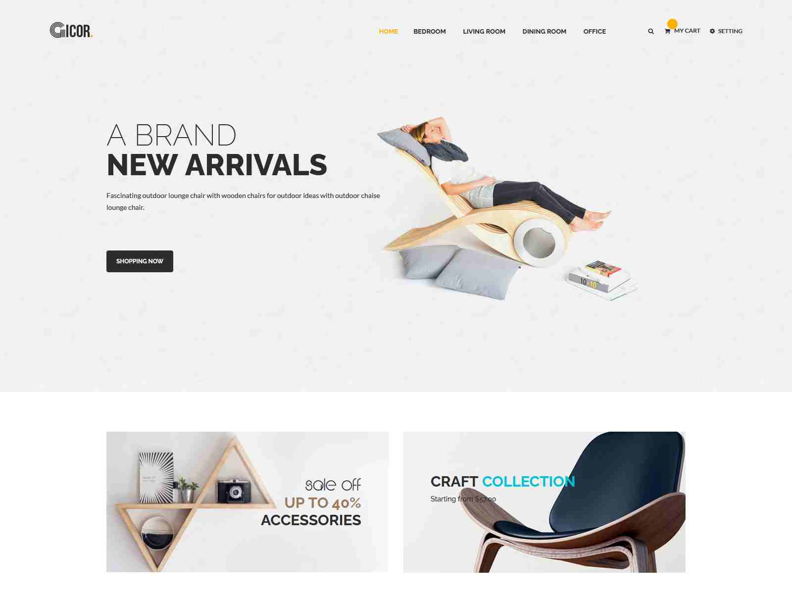 Best Premium Furniture Magento Themes