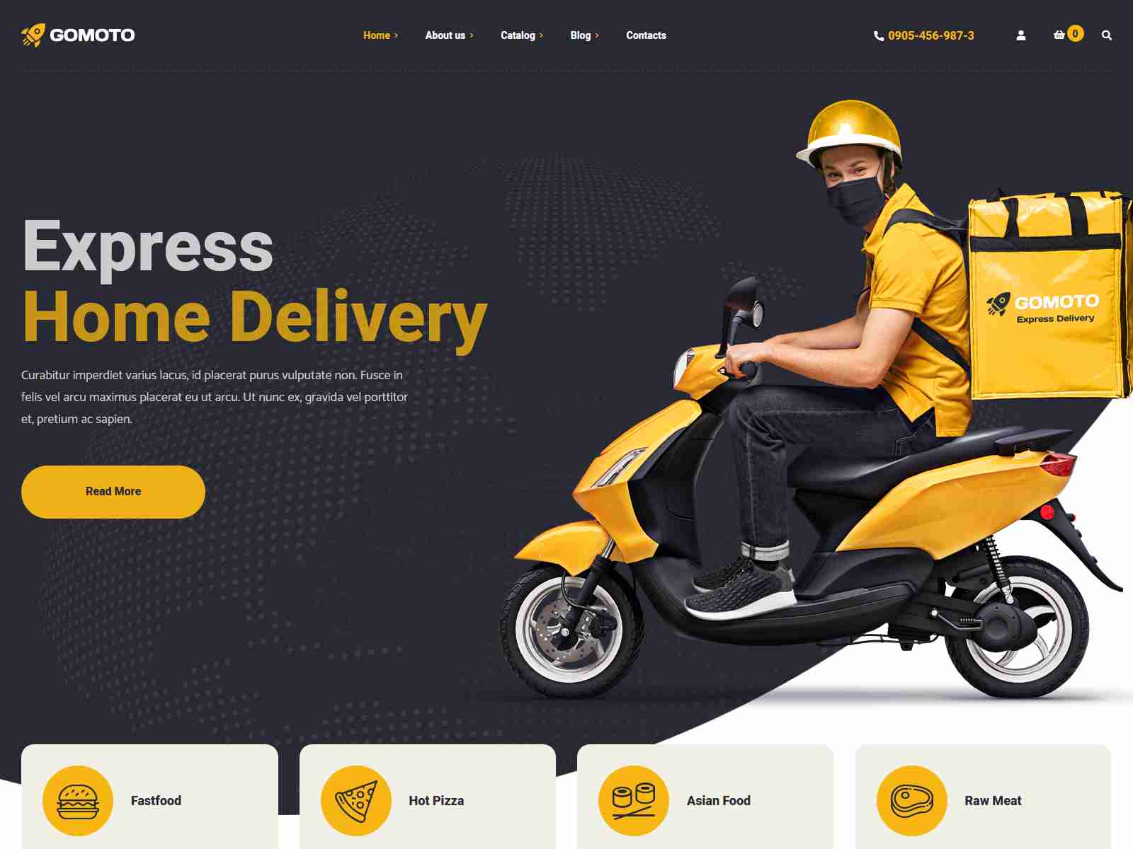 Best Premium Courier WordPress Themes