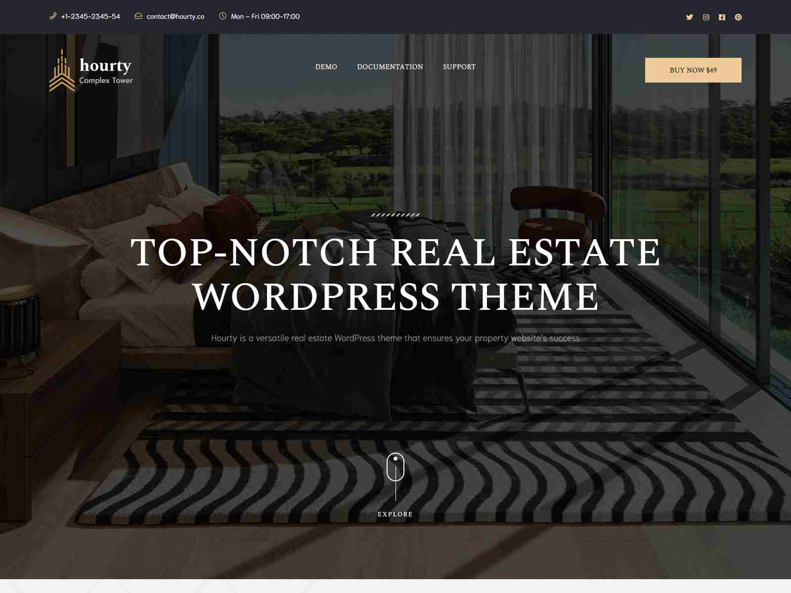 Best Premium Housing WordPress Themes
