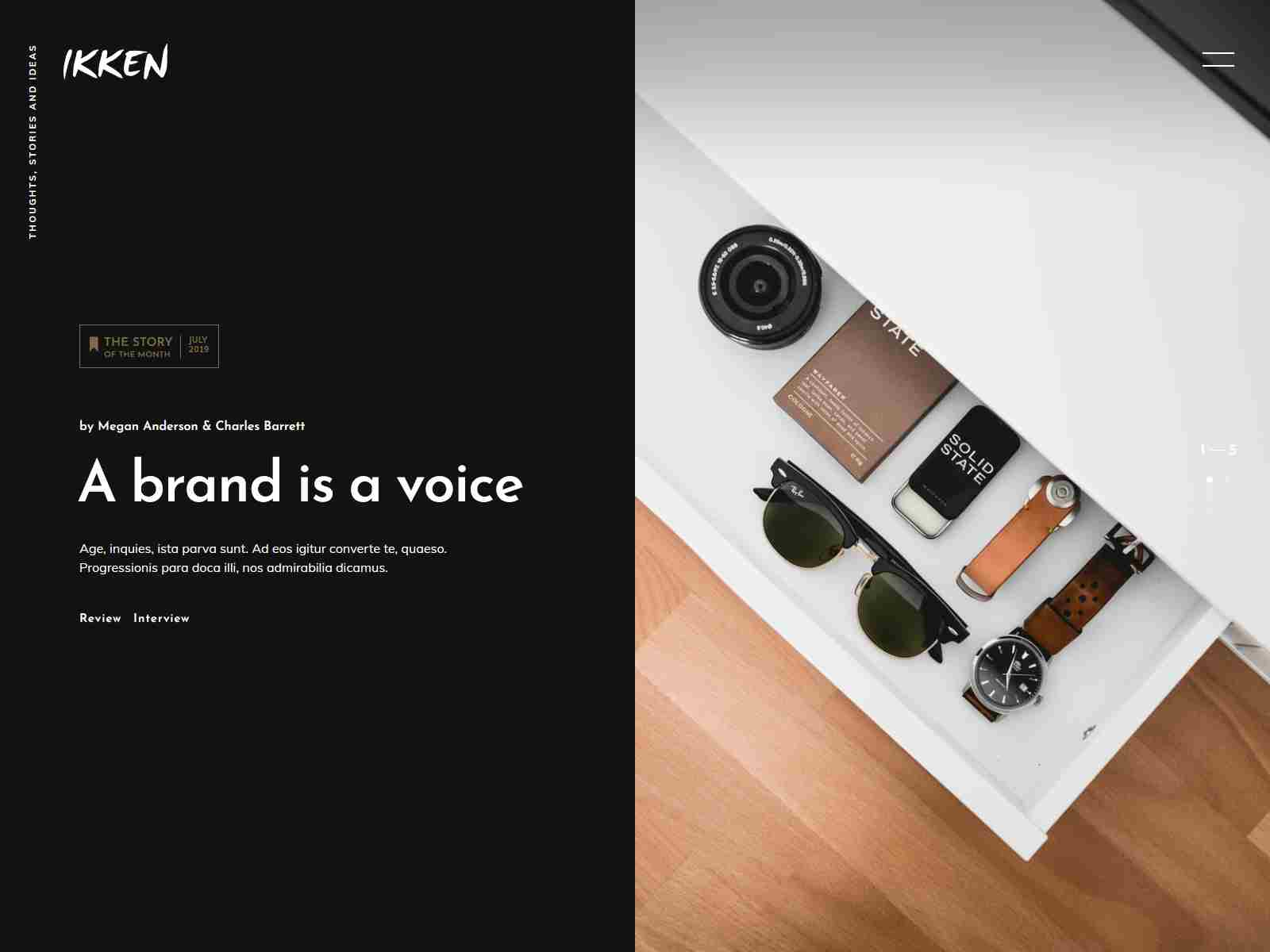 Best Premium Fashion Ghost Themes