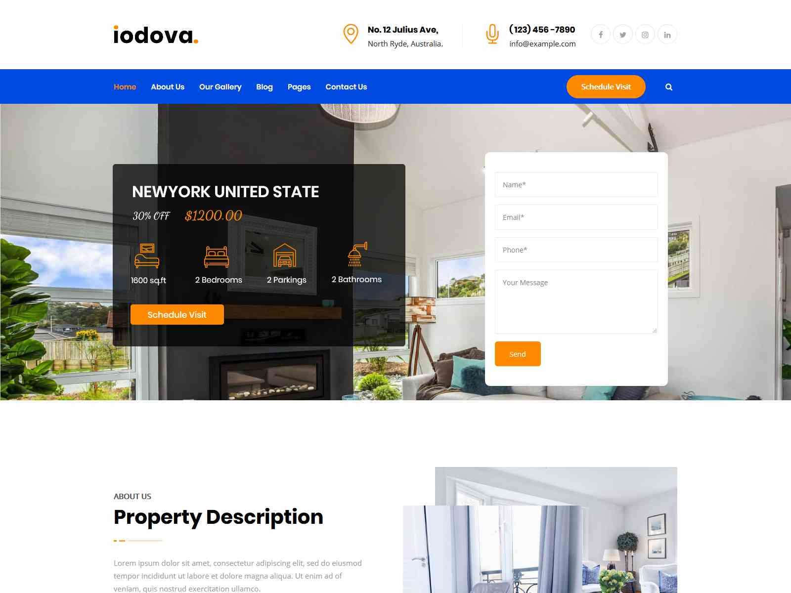 Best Premium Real Estate WordPress Themes