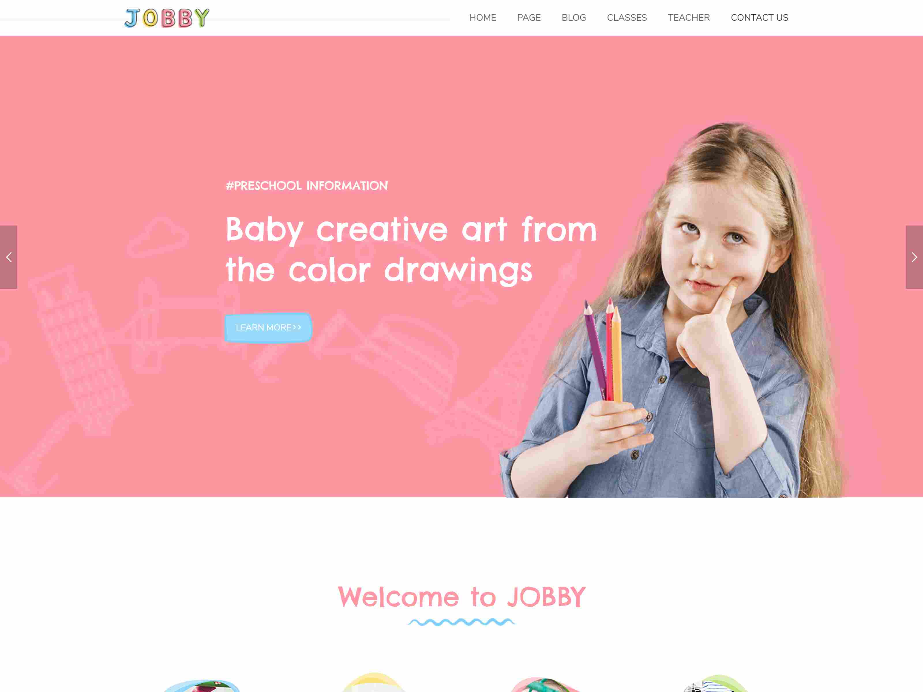 Best Premium Kids Joomla Themes
