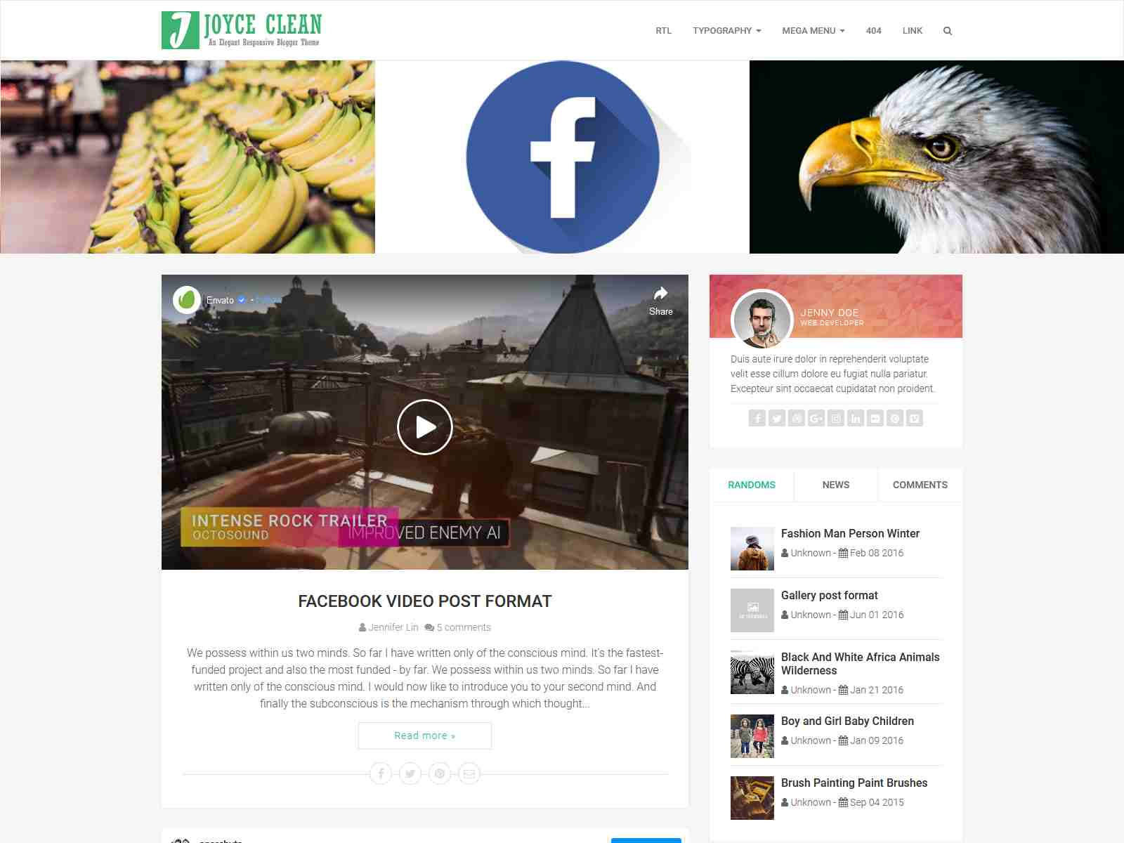 Best Premium Food Blogger Themes