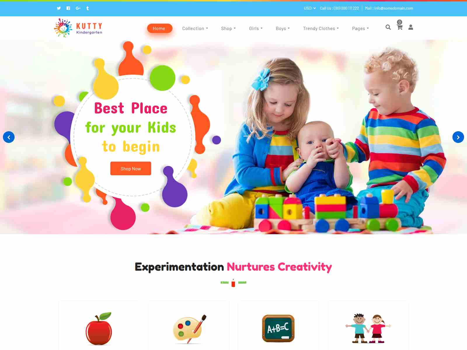 Best Premium Kids Shopify Themes