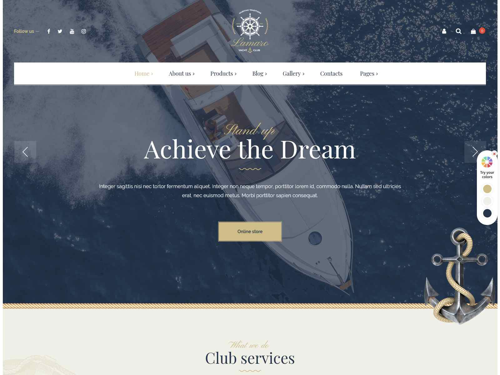 Best Premium Boat Rental WordPress Themes