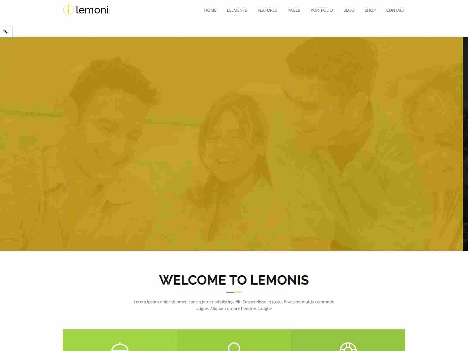 Lemoni - Multipurpose Drupal 8.8 Theme
